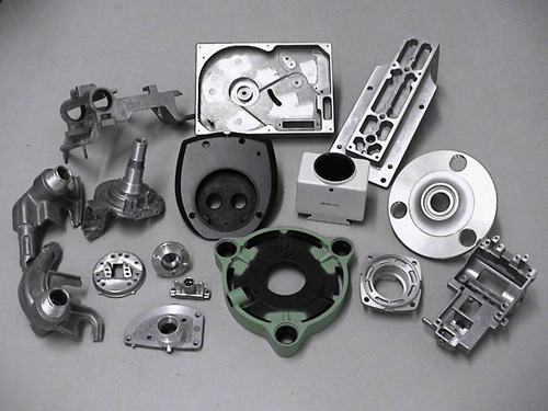 Casting and Machining Services
