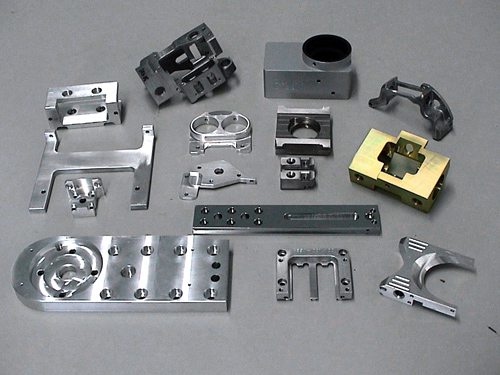 Solid Parts Machining
