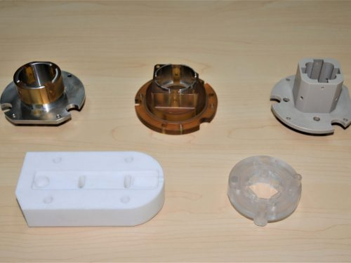 Engineering Plastics Machining and Modular Assembly/Machining